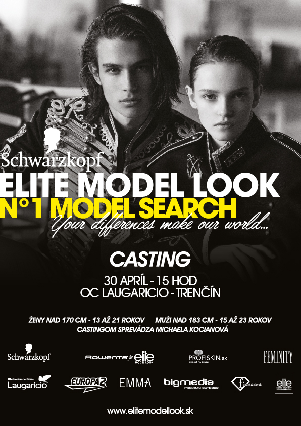 Schwarzkopf ELITE MODEL LOOK Casting